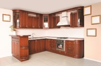 Classic kitchen unit