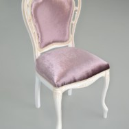 Chair TRAFORATA ROZ