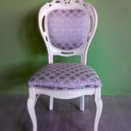 Chair TRAFORATA NEW